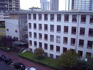 Robert-Mayer-Str 11-15, Informatikgebäude